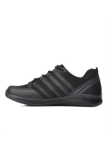Slazenger Slazenger ZINDER Yürüyüş Kadın Ayakkabı    Siyah